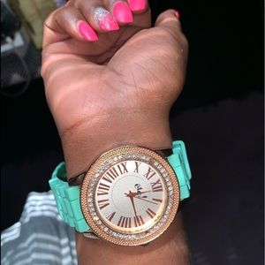 Claire's Turquoise Watch